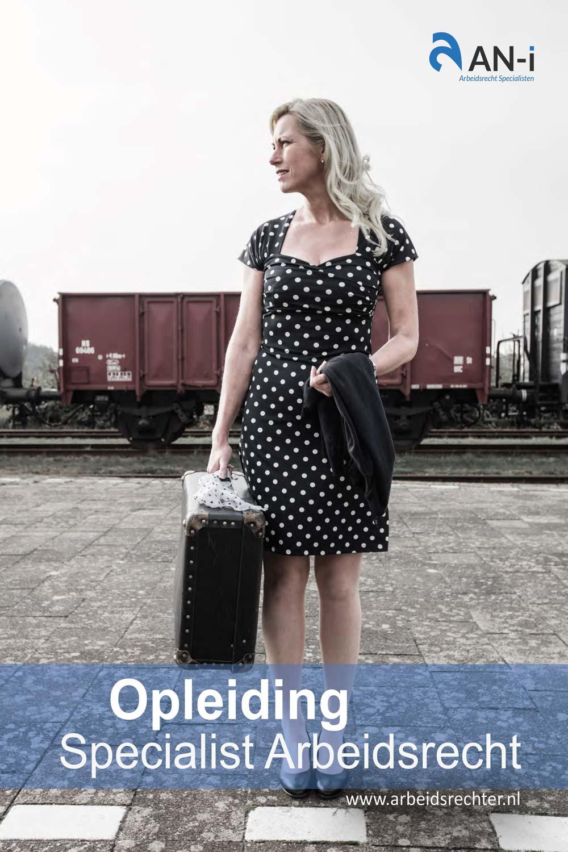 Brochure Studie Arbeidsrecht en Training Arbeidsrecht en